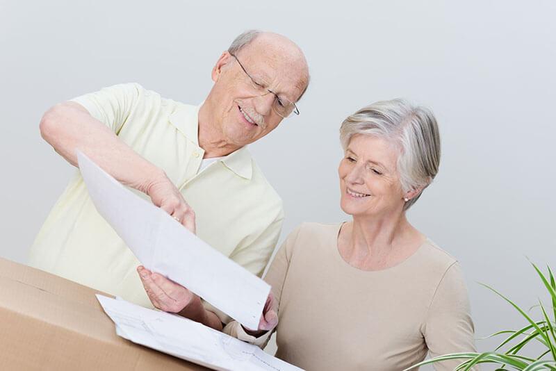 Seniorenumzüge in Detmold und Region